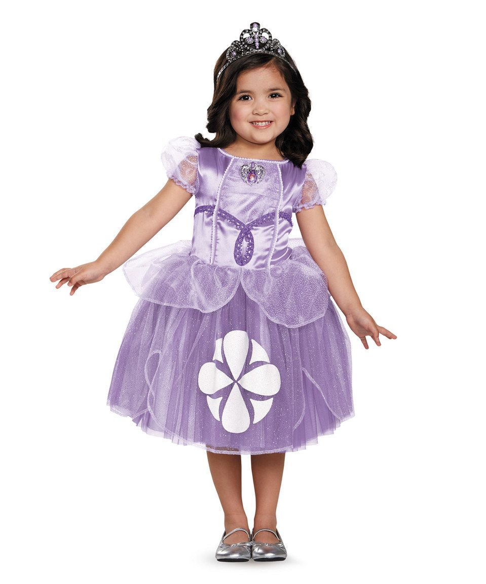 this sofia tutu deluxe dress-up set - kidssofia the first is