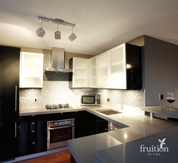 Vancouver Kitchen Cabinets: Vancouver Interior Design - Fruition Design Inc