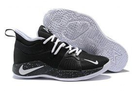 89feb9173153f9 Advanced Design Nike PG 2 EP Black White AO2984 003 Men s Basketball Shoes  Boys Sneakers