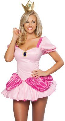 3WISHES u0027Video Game Princessu0027 Costume Sexy Video Game Costumes for Women AmazonClothing  sc 1 st  Pinterest & 3WISHES u0027Video Game Princessu0027 Costume Sexy Video Game Costumes for ...