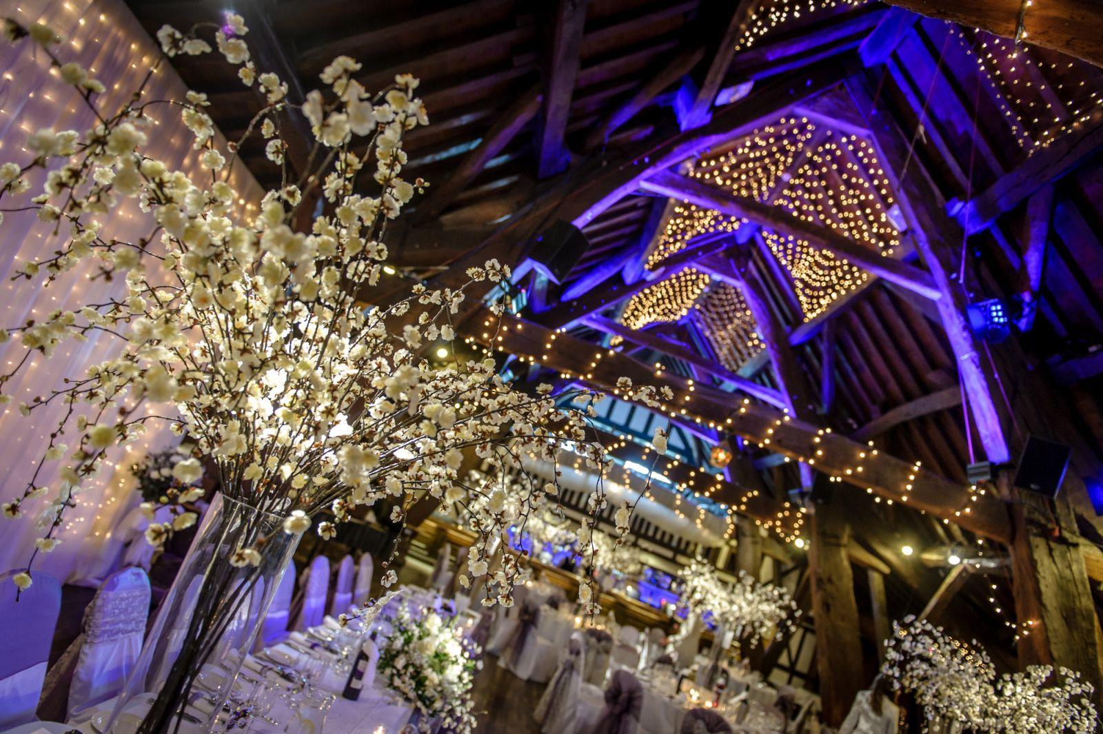 The Venue Rivington Hall Barn | Barn wedding, Dream ...