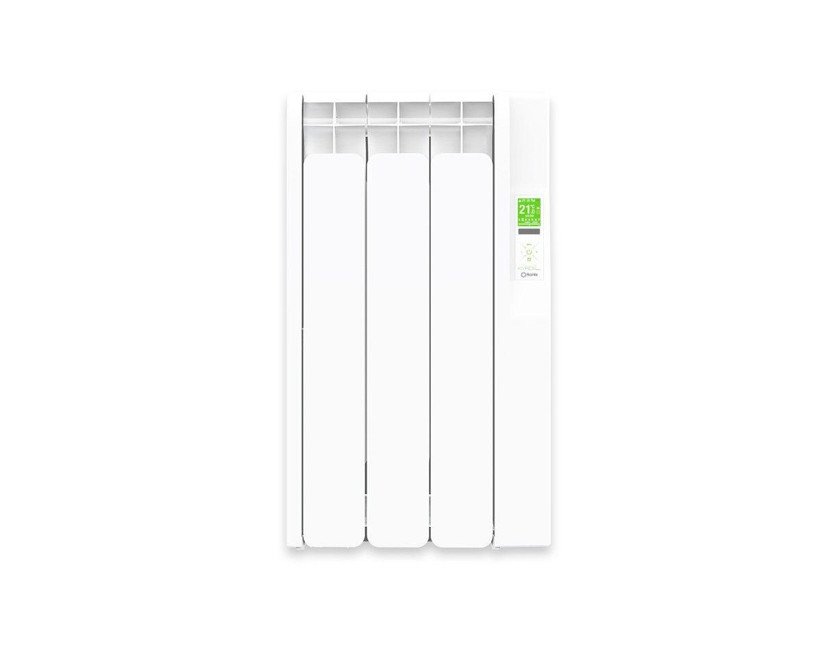Modelo  KRN0330RAD2       224€  Radiador en color blanco, con una potencia efectiva de 99W con la máxima calidad en todos los elementos que lo componen, e incorpora notables avances en tecnología y diseño exclusivo.  Con garantía de 10 años en el aluminio y 2 años en componentes eléctricos y electrónicos.  www.aireacondicionadocomprar.com