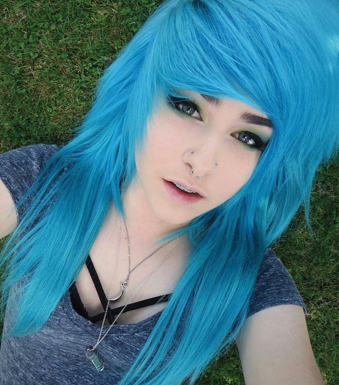 Pin by justin tanner on emo girls pinterest dye hair