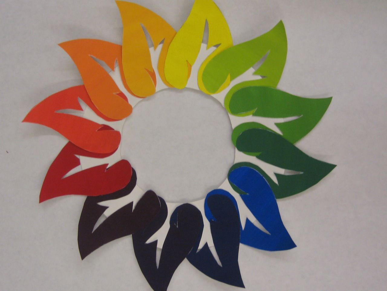 Pin By Samantha Uytioco On Color Wheel Designs Color Wheel Design