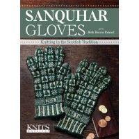 Sanquhar Gloves - Digital Videos - DVDs/Videos - Knitting | InterweaveStore.com