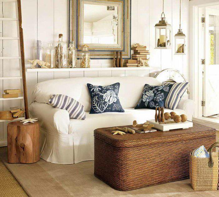 landhausstil wohnzimmer landhaussofa couchtisch beistelltisch - wohnzimmer couch landhausstil