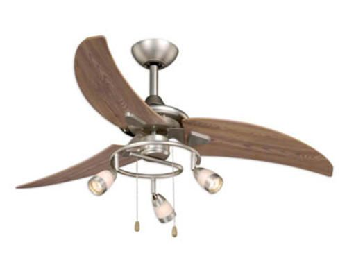 Menards Ceiling Fan: 3 Light Ceiling Fan - menards,Lighting