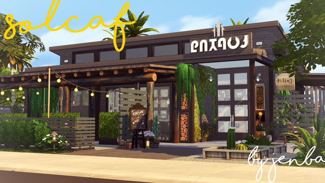 Jenba Solcaf Solcaf A Shortened Form Of Soul Cafe Is A