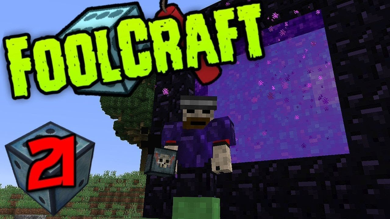 Foolcraft 21 Never The Nether Modded Minecraft Modded Minecraft Finally Stepping Foot Into The Nether In Search Of Blaz Minecraft Mods Minecraft Crafts