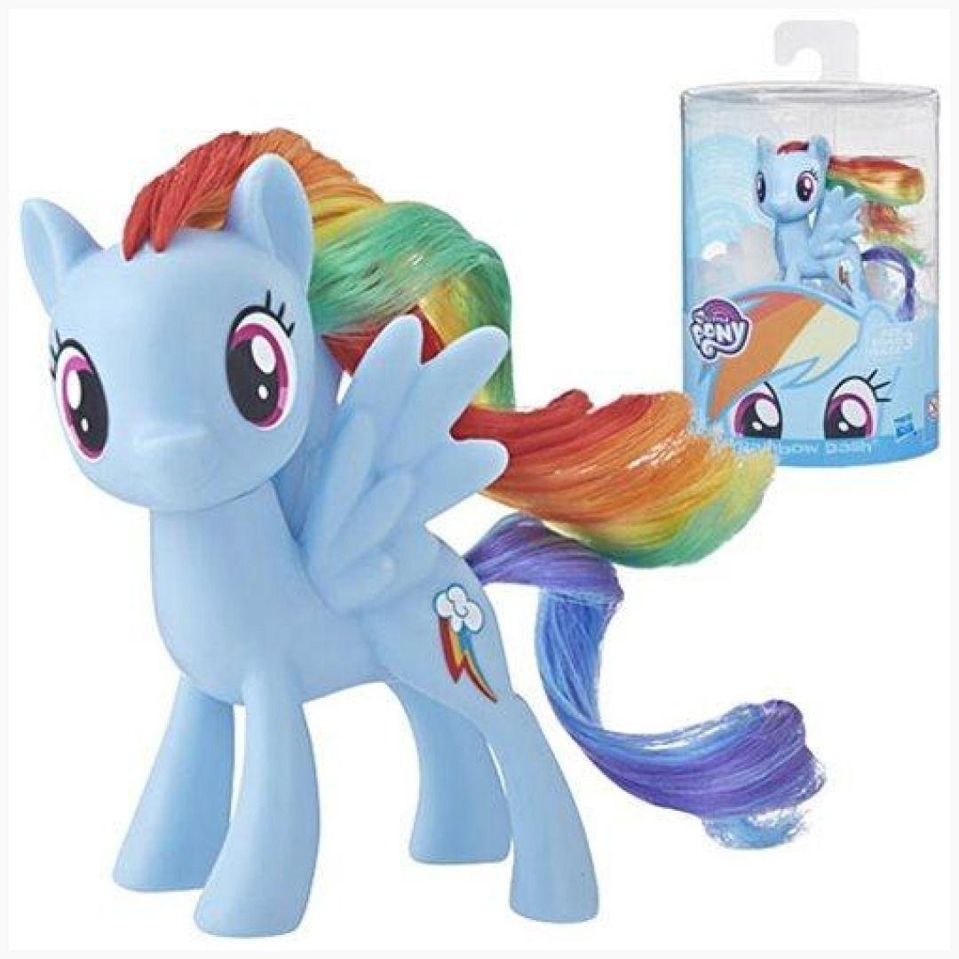 My Little Pony Mane Pony Rainbow Dash Classic Figure Marvel