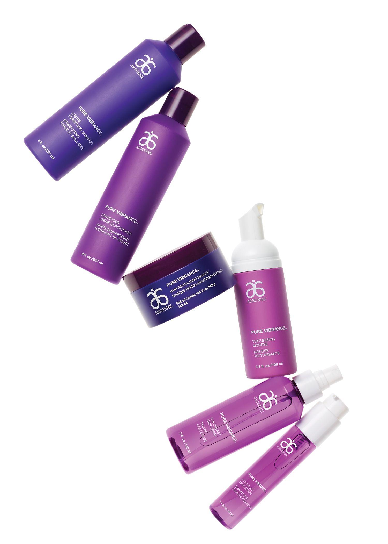 Created for Chemically & Colour treated hair. Pure