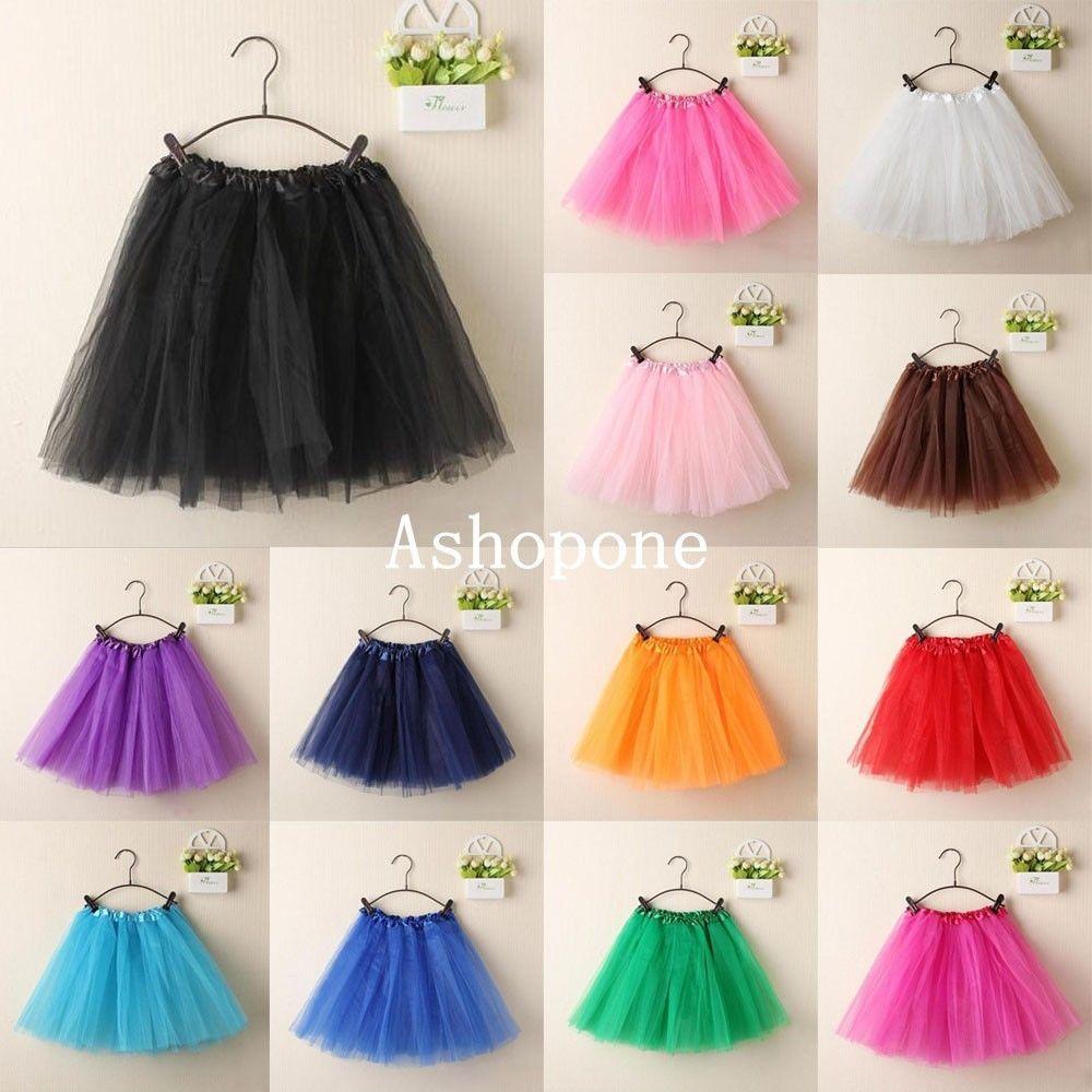 a1e516d3c New Ladies Girls Women Adult Tutu Skirts Pettiskirt Mini Fancy Dress Party  | eBay