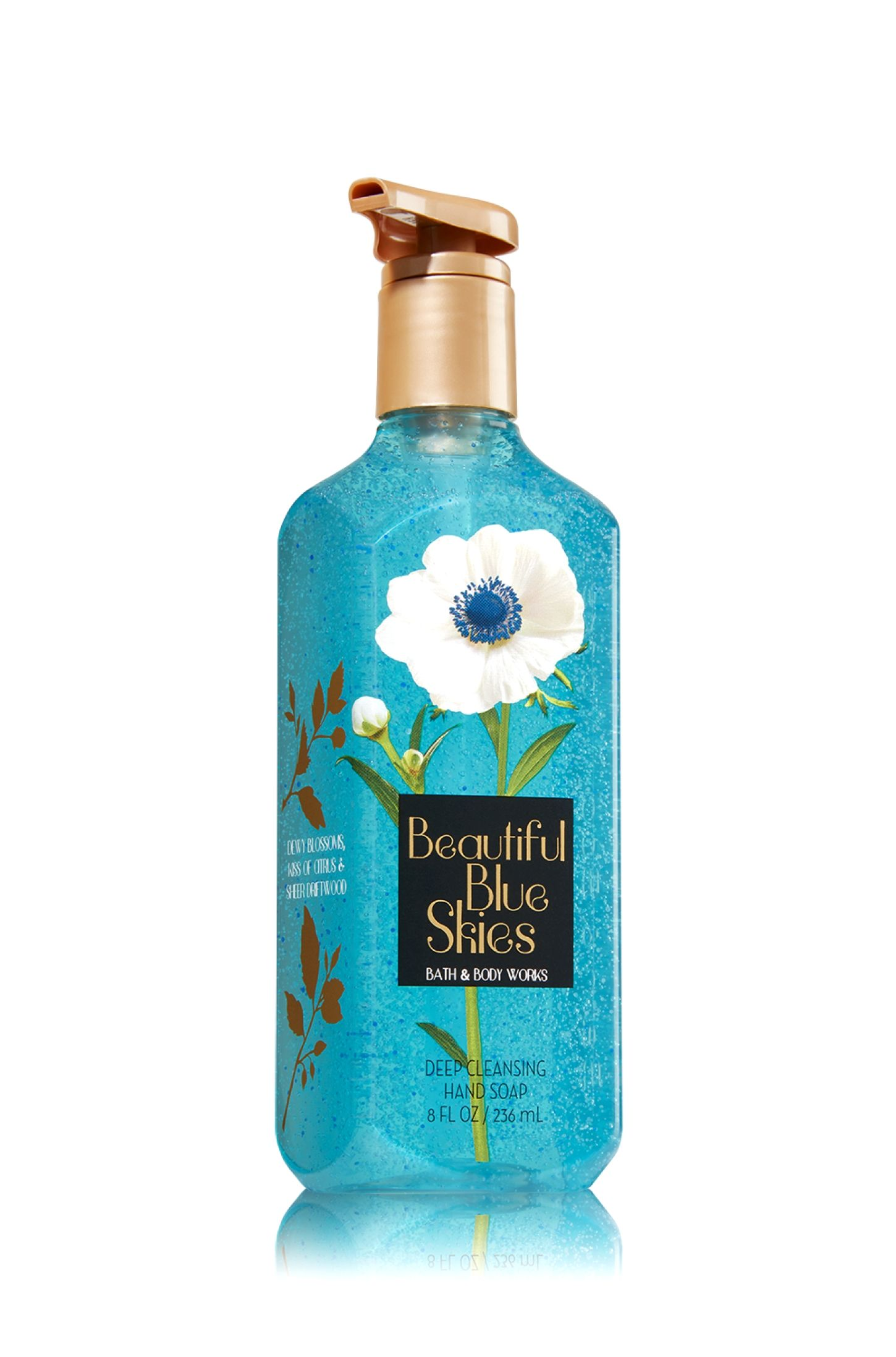 Beautiful Blue Skies Deep Cleansing Hand Soap Soap Sanitizer
