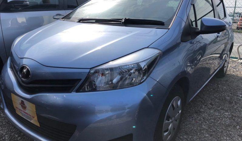 Toyota Vitz F Smile Edition for sale MILEAGE 63000Km YEAR