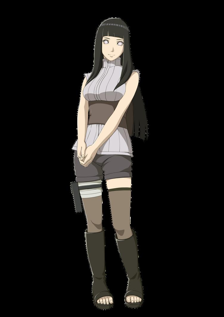 Hinata Hyuuga (The Last) render [Storm 4] by Maxiuchiha22 on DeviantArt 4K