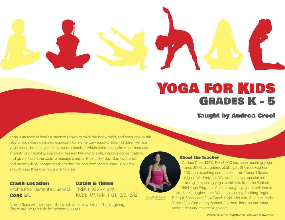 youth Yoga class flyer - Google Search GACC Ideas Pinterest Yoga - yoga flyer