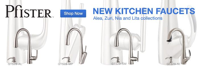 Faucets, Kitchen Faucets, Bathroom Fixtures, Sinks  Faucet Parts