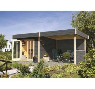 Abri de jardin multicube 3 tout en un abri - Abri de jardin pool house ...