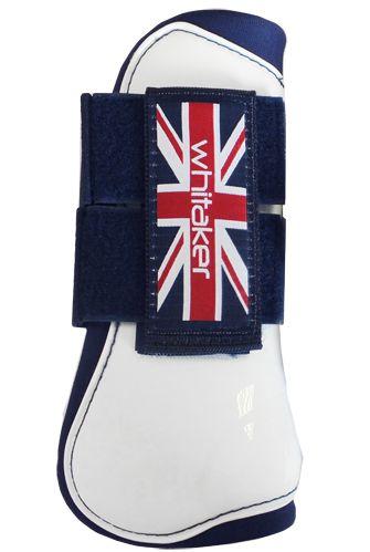 Cottage Craft Union Jack Saddle Pad