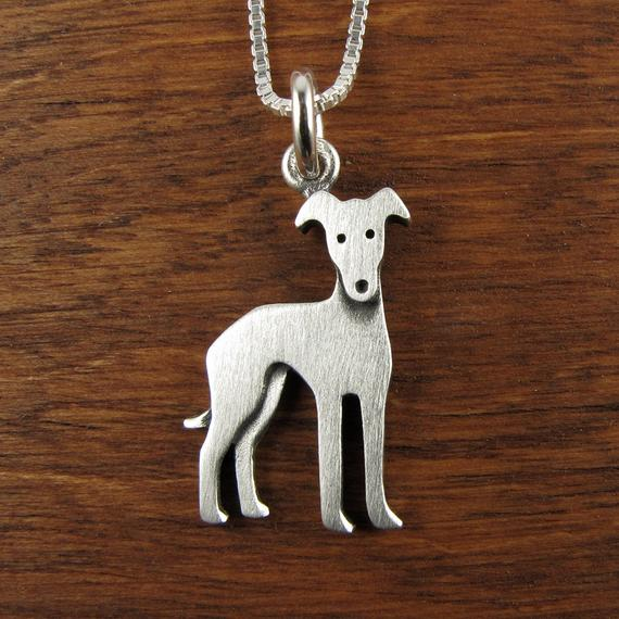 Photo-Jewelry Handmade Dog Pendant for Dog Lovers Chinese Crested Dog Box
