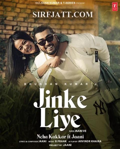 Jinke Liye mp3 song belongs to new PunjabiSingles, Jinke