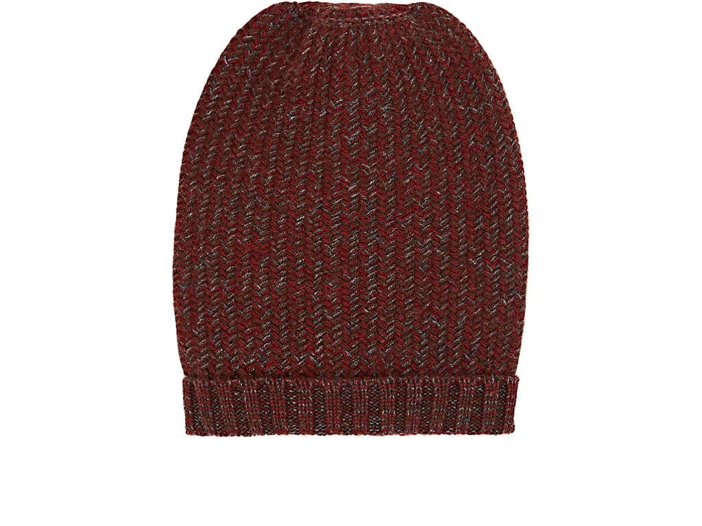Mens Chevron Cashmere Beanie Barneys New York vEgKOFmEQK