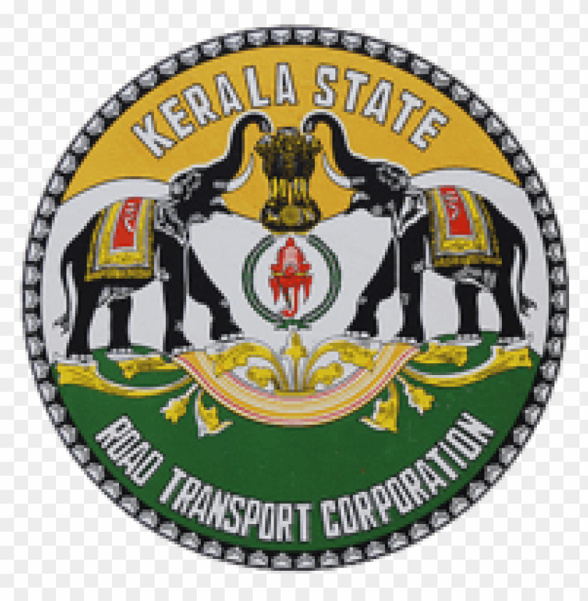 Ksrtc Logo Png Image With Transparent Background Png Free Png Images Road Transport Kerala Kozhikode