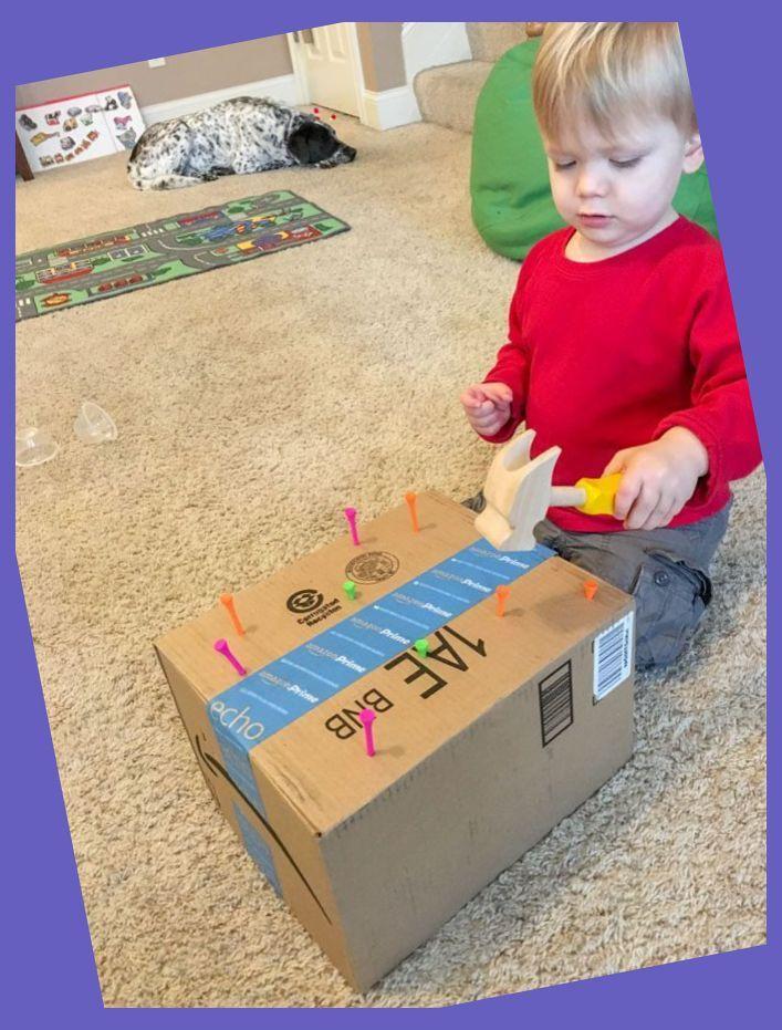 Indoor Activities for Toddlers | The Lean Green Bean | Diy ...