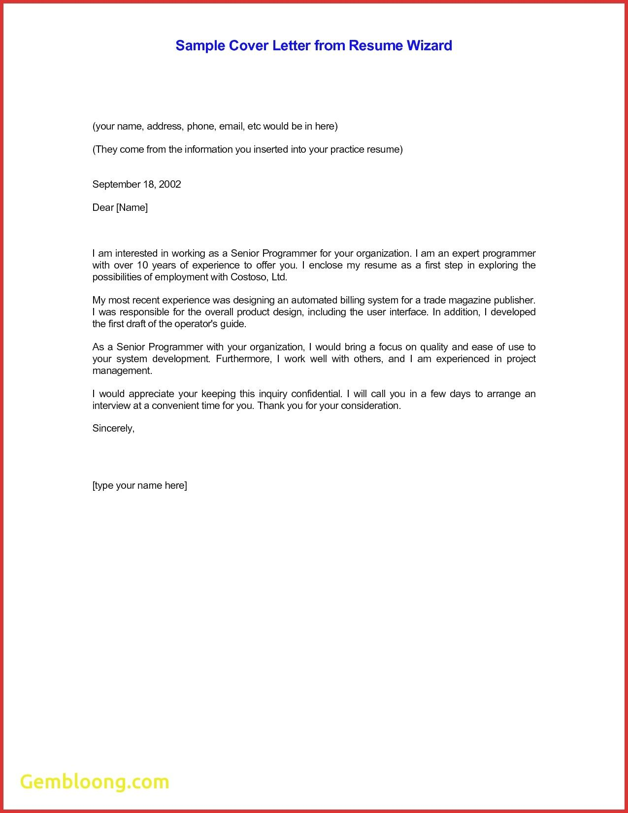format for email cover letter - Yatay.horizonconsulting.co