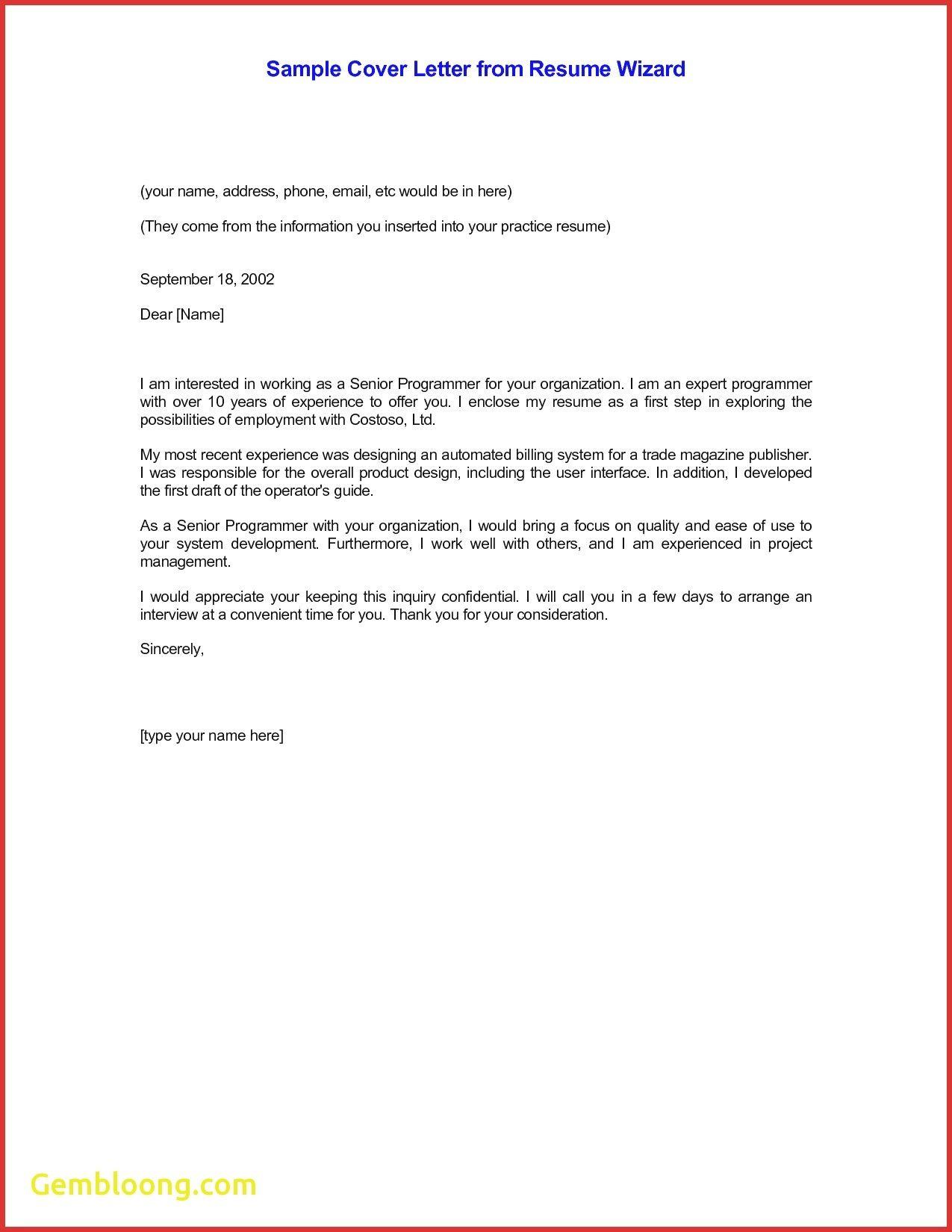 Email cv cover letter template cover letter for resume