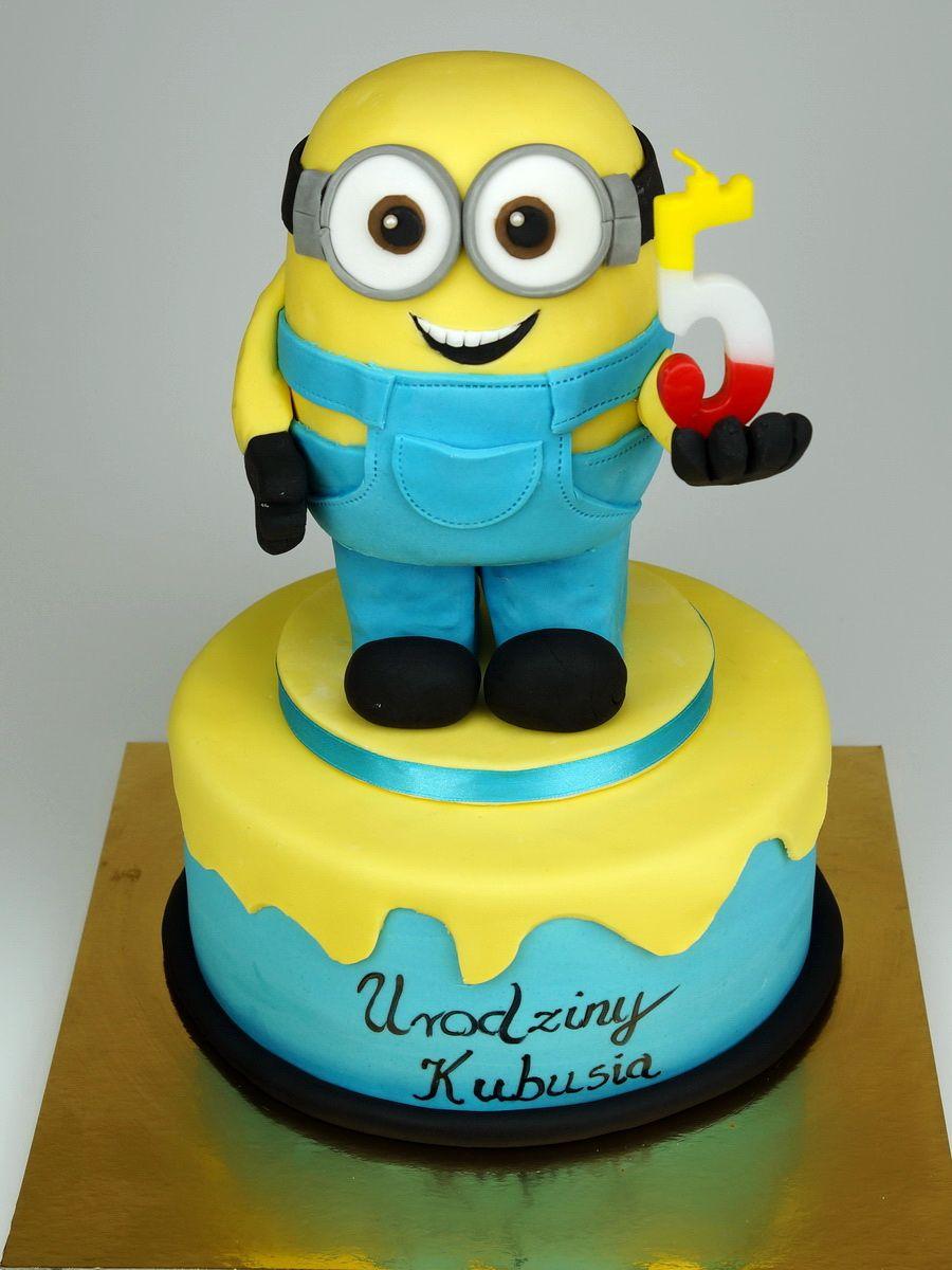 Minion Birthday Cake, London Cakes http//www.pinkcakeland