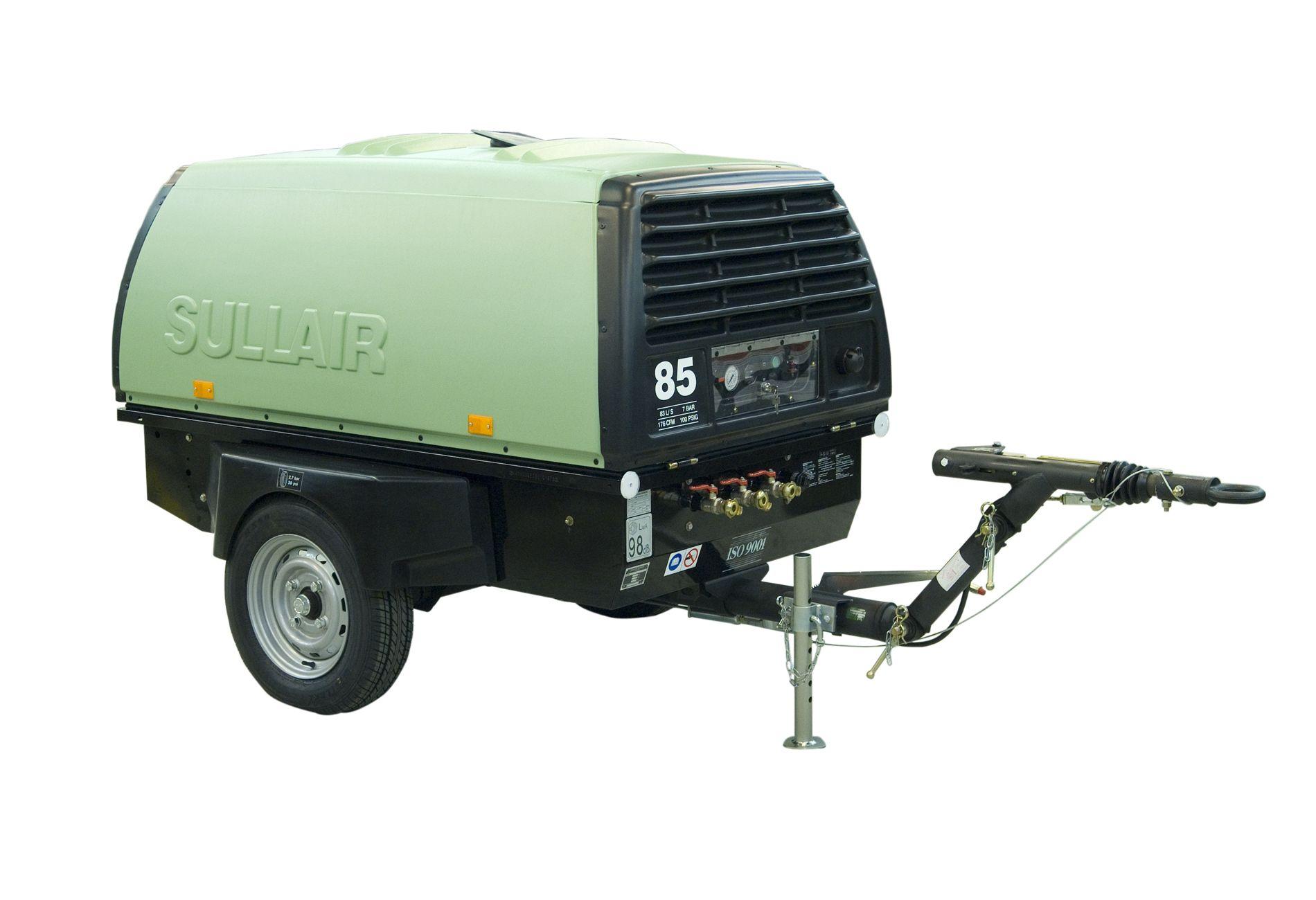 HOLT CAT TX sells generators, earthmoving
