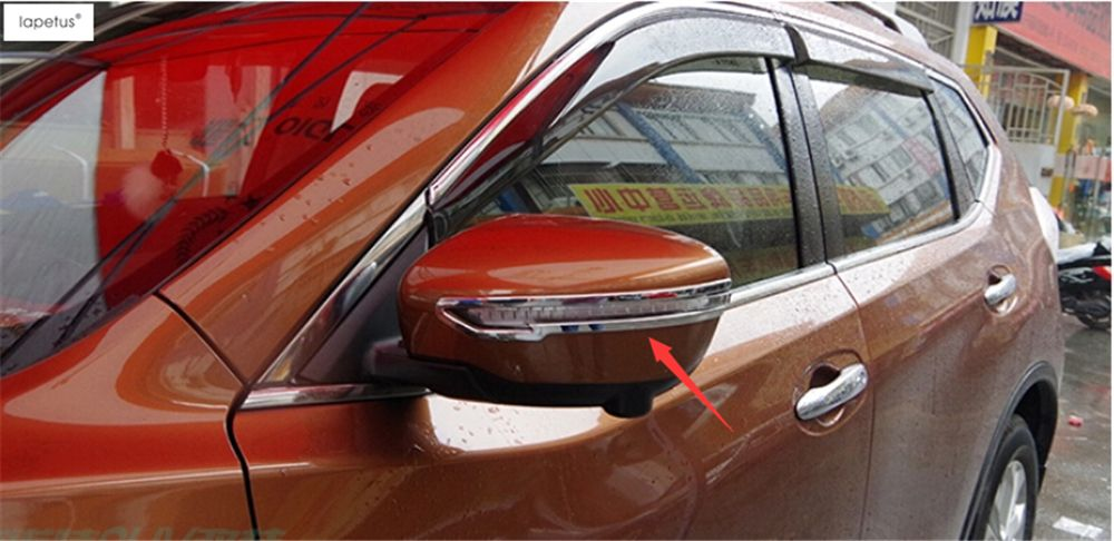 ABS ! Accessories For Nissan X-Trail X Trail T32 Rogue 2014 - 2017 ...