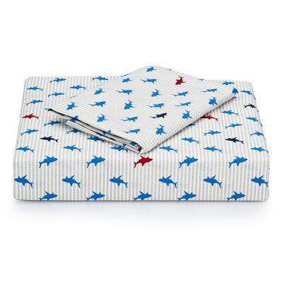 Shark Sheets From Tommy Hilfiger Get An Extra Set To Use