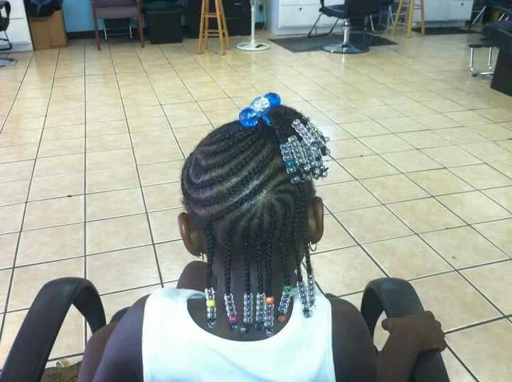 Love The Kids! Braids,twist And Natural