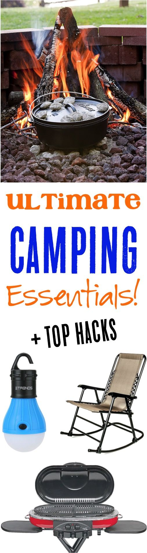 Ultimate Camping Checklist Top Gear And Hacks For Your Next Trip