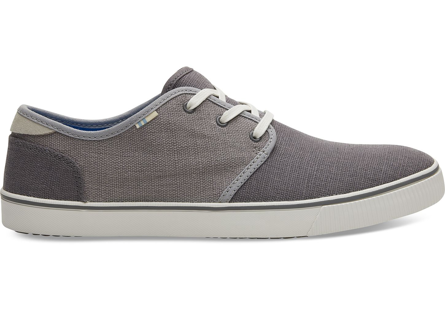 Drizzle Grey And Shade Heritage Canvas