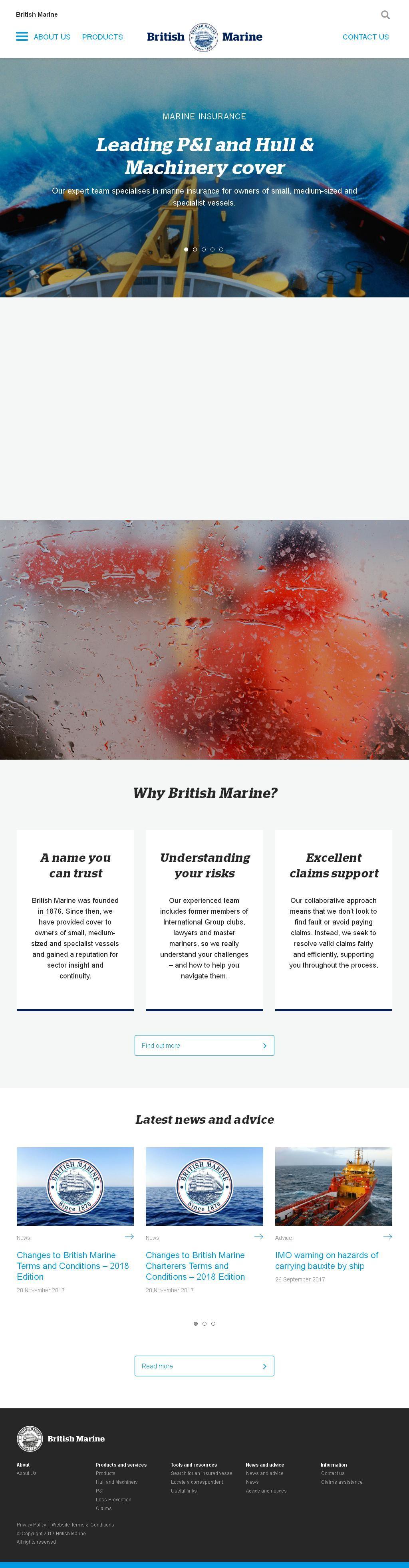British Marine Managers Ltd Insurance Services Suite 12