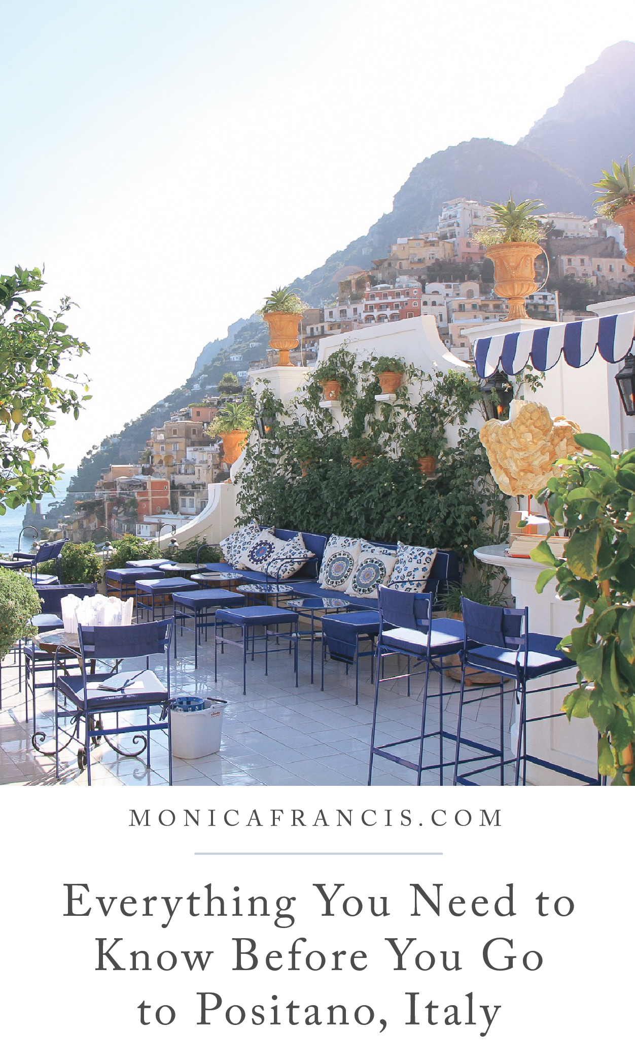 My Complete Guide to the Best of Positano, Italy