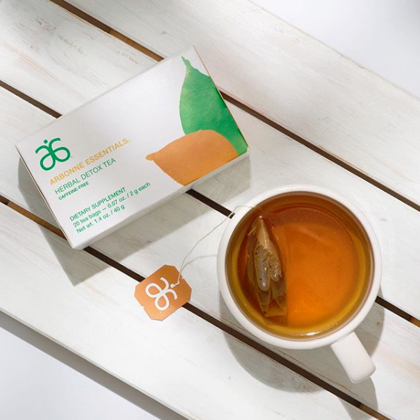 We Love Our Time The Arbonne Essentials Herbal Detox