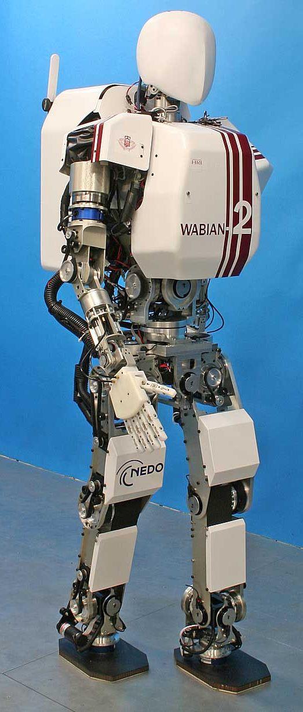 robot comercial bilateral