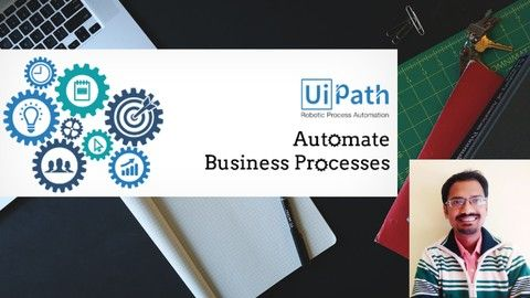 Learn RPA UiPath  Enrich your career in robotics  UiPath