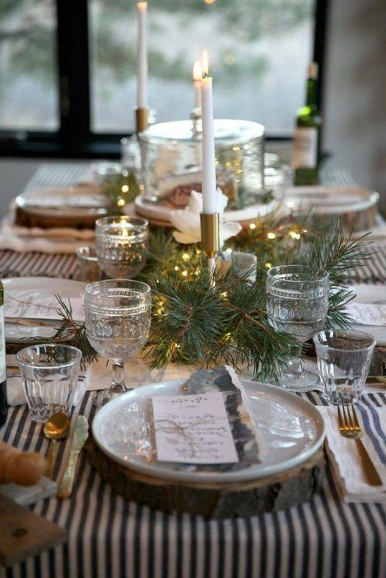 53 The Best Winter Table Decorations You Need To Try Winter