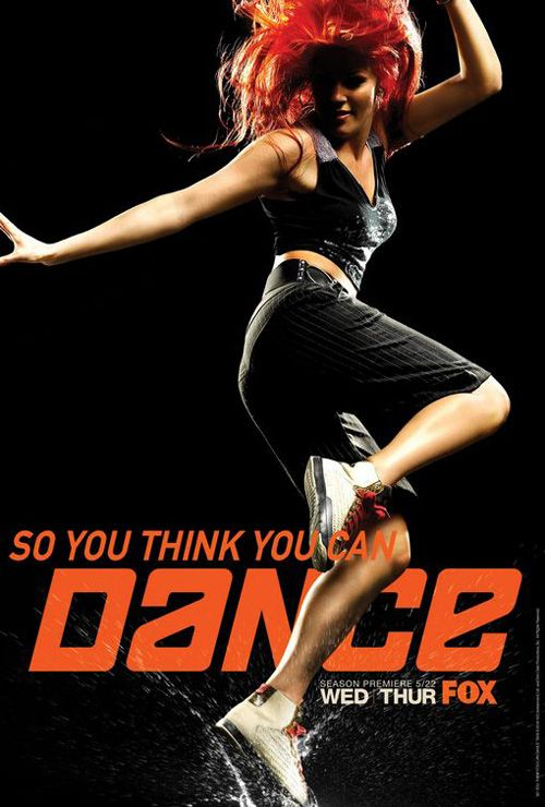 So You Think You Can Dance! Not a movie, a TV show, but whatever. :P
