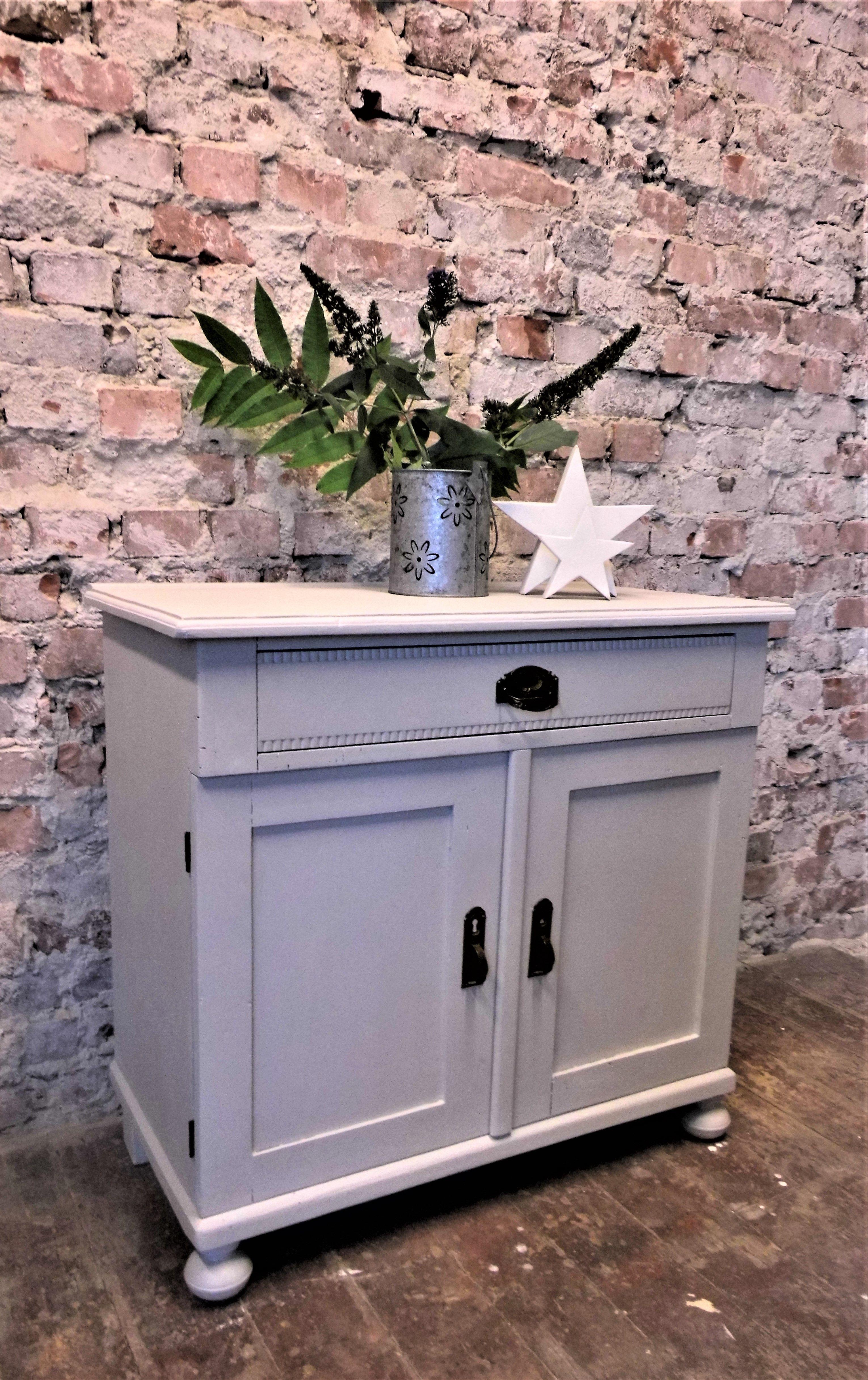 Cabinet Cupboard Cupboard Vintage Antique Chalk Color Maritim Vintage Scandinavian Design Light Grey Grey And White Dressing Scandinavian Design Cabinet Cupboard Cabinet