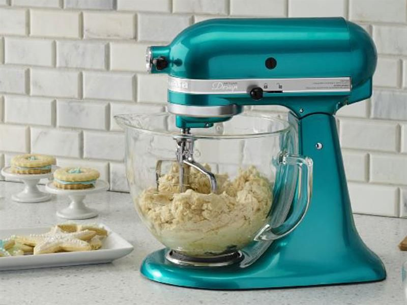Sea Glass 5 Qt Artisan Design Series Stand Mixer By