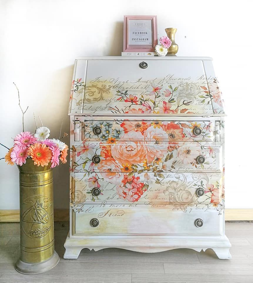 Prima Redesign Transfer Rose Celebration This Is A Fabulous Transfer Prima Marketing Buy The Re Vintage Bedroom Furniture Cool Furniture Victorian Furniture