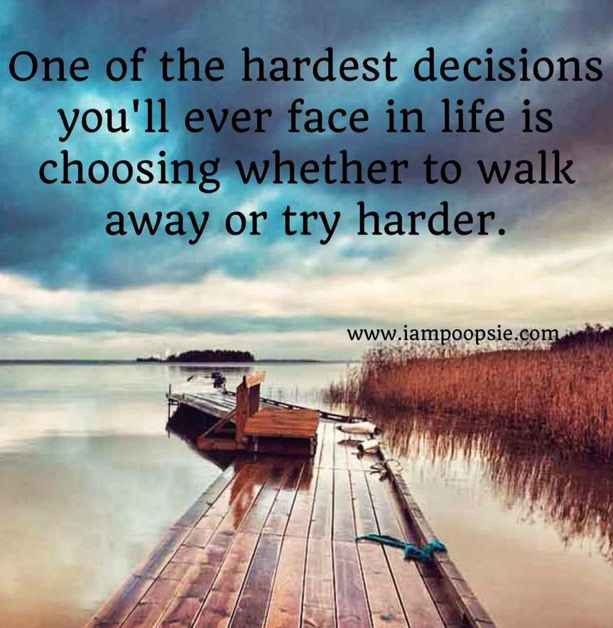 13 Hardest Decisions We All Have To Take In Life
