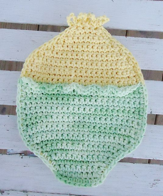 Ravelry: Easter Duckie Hot Pad pattern by Aurora Suominen | Hook ...