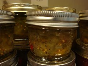 The Fiskerelli Bellies: Canning Without a Hot Water Bath
